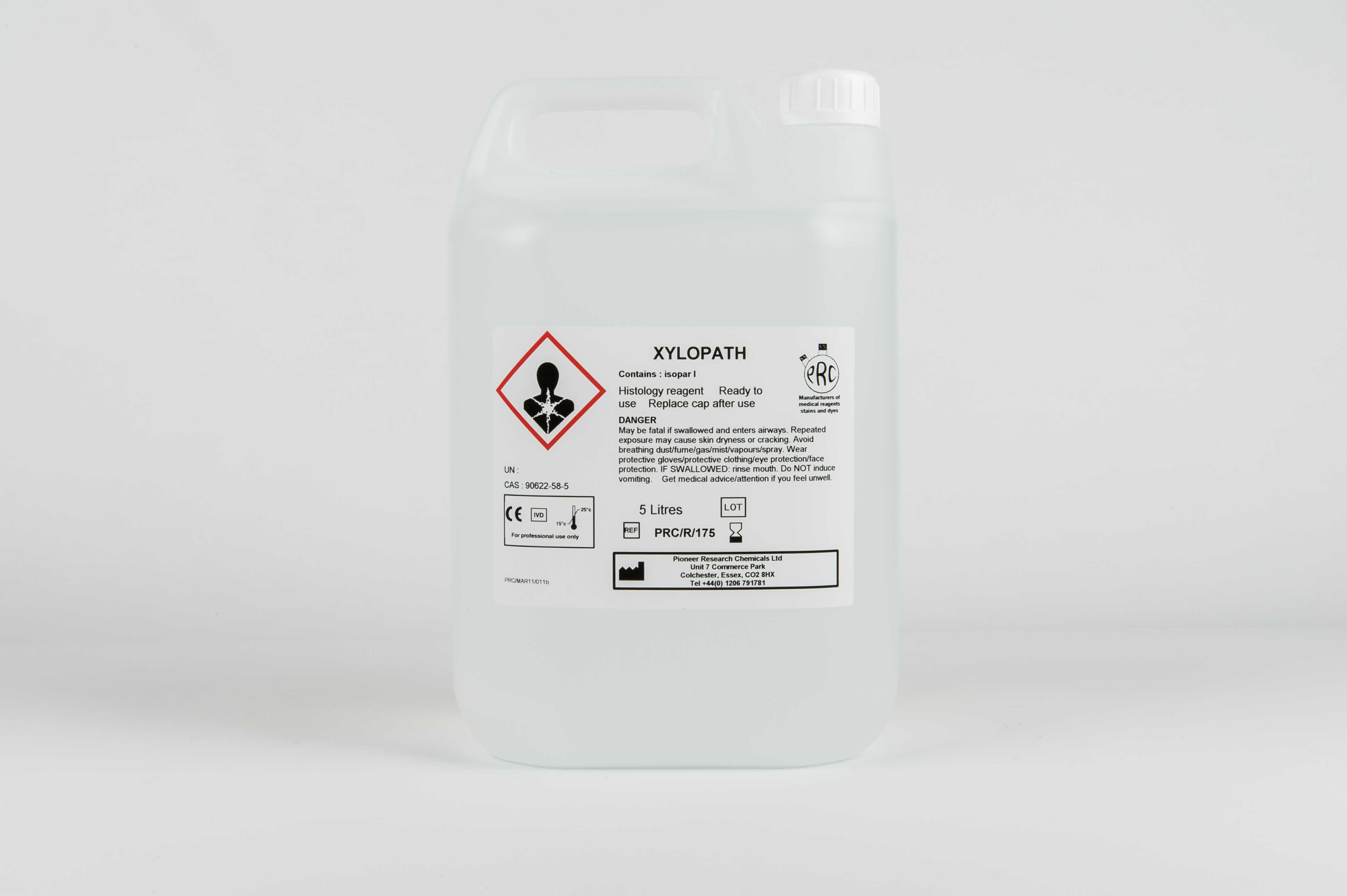 Xylopath (Xylene substitute)   Pioneer Research Chemicals